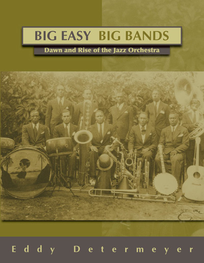 omslag boek Big Easy Big Bands